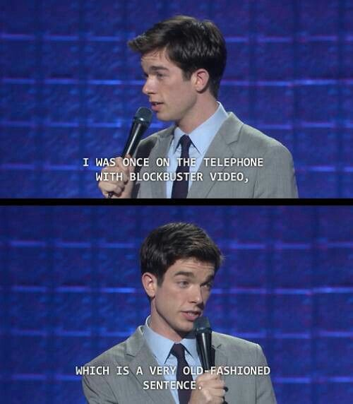 John Mulaney...hilarious!!!
