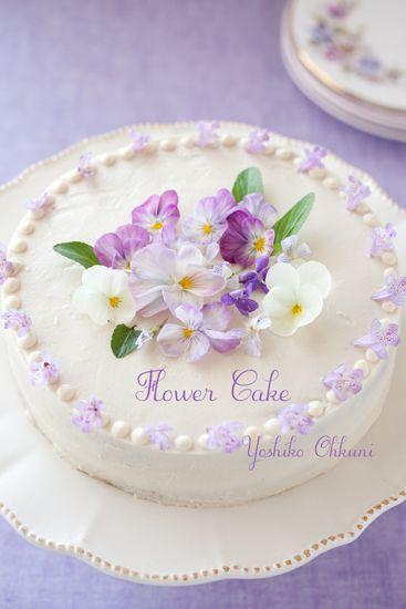 The Chew Wedding Cake Edible Flowers