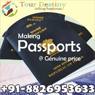 Tour Destiny: Passport Service by Tour Destiny We are providing ...