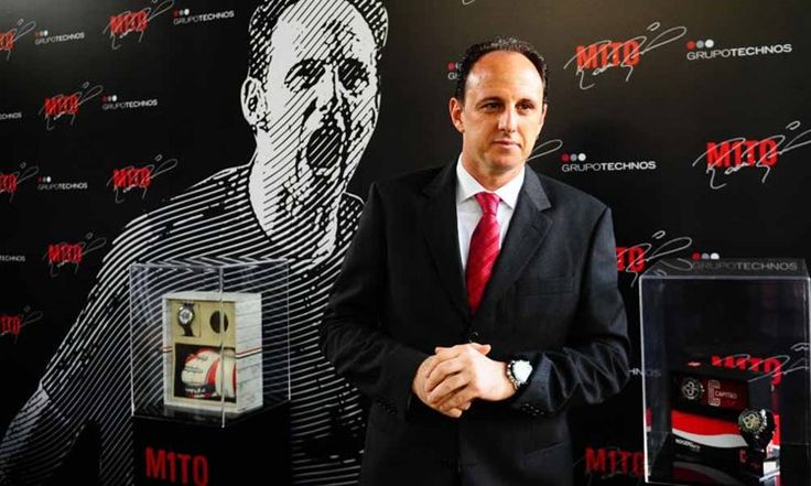 O M1TO está de volta ao São Paulo, um dos maiores jogadores da história do Tricolor, Rogério Ceni é o novo técnico do time.