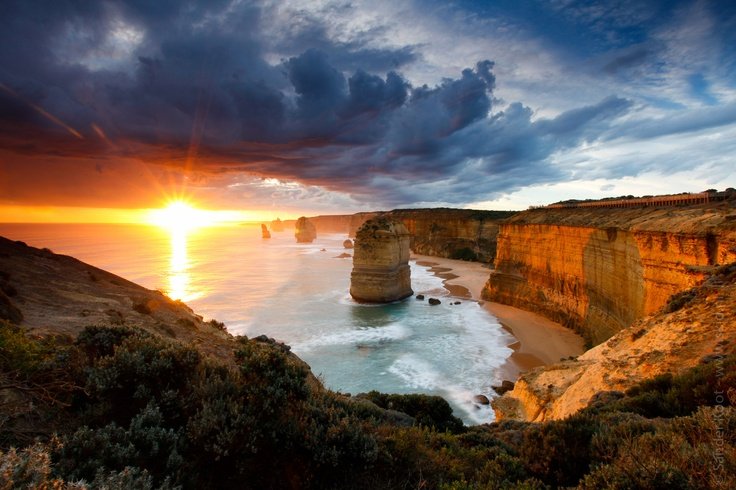 Australia, would love to go there