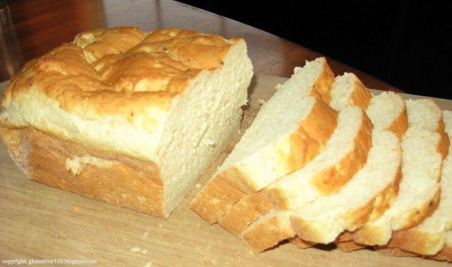 Recreating Happiness (formerly 100 Days of Gluten Free Recipes): Gluten Free Sandwich Bread or Hamburger Bun Recipe