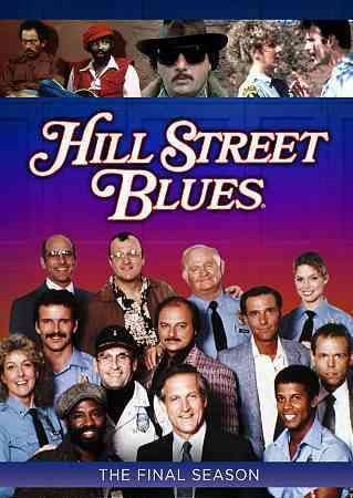 This release contains the seventh and final season of the long-running series HILL STREET BLUES, Steven Bochco's landmark ensemble crime drama starring Daniel J. Travanti, Bruce Weitz and Robert Clohe