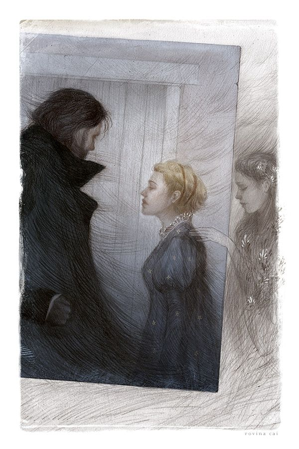 Wuthering Heights 08 - Rovina Cai