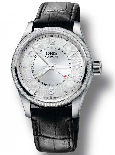 Oris Big Crown Stainless Steel Automatic Silver Dial Bracelet Watch 754-7679-4061-07B