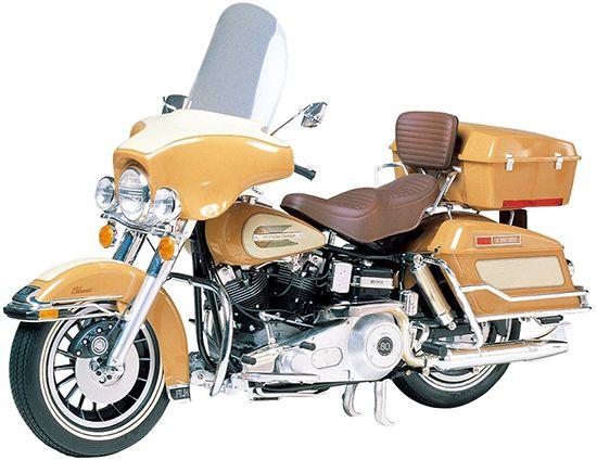 Tamiya 16040 Harley-Davidson® FLH Classic