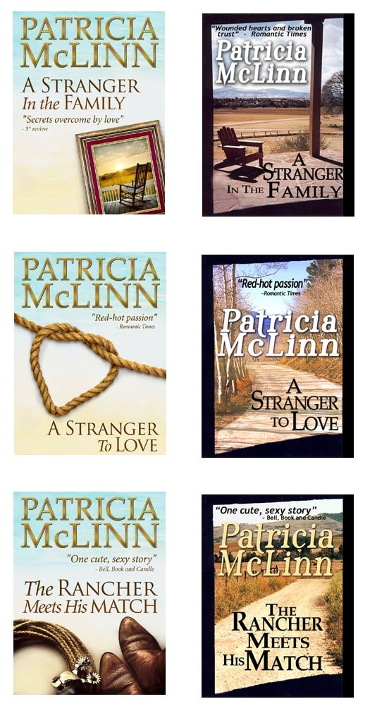 """New covers (left) for the Bardville, Wyoming Trilogy  -- """"In Book 1 Bodie stole my heart, in Book 2 Cully took my breath away, and in Book 3 I fell in love with Dax."""" – 5* review"""