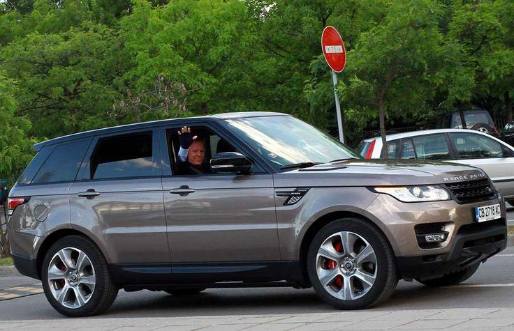Хулио Иглесиас залага на Range Rover Sport у нас