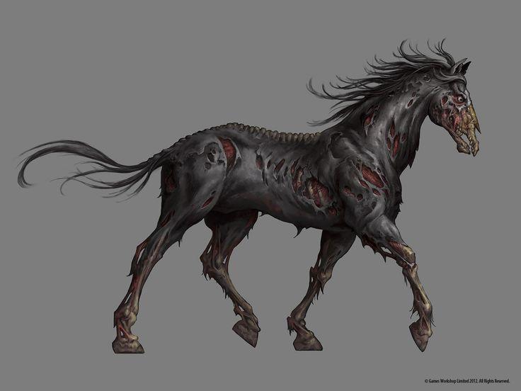 Orion  Un caballo que se encuentra en el reino de los muertos se dice puede traspasar los dos mundos sin problema son pocos los que logran dominar lo Peligro 4