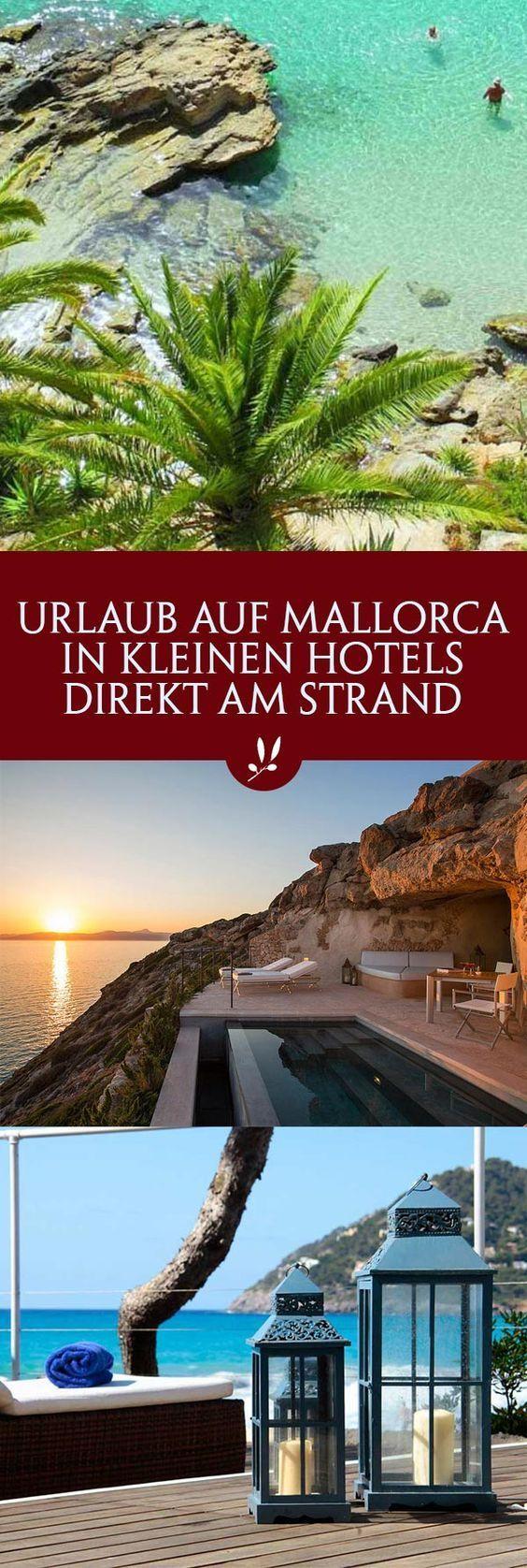 Über 100 Strände auf Mallorca locken viele Urlauber zum Badeurlaub auf die schöne Mittelmeerinsel. Wir haben euch die schönsten Hotels und Reisetipps entlang der Küsten zusammen gestellt. Familien wie Paare finden hier ihr ganz persönliches Hideway direkt am Strand.