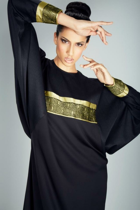 Black and Gold tunic
