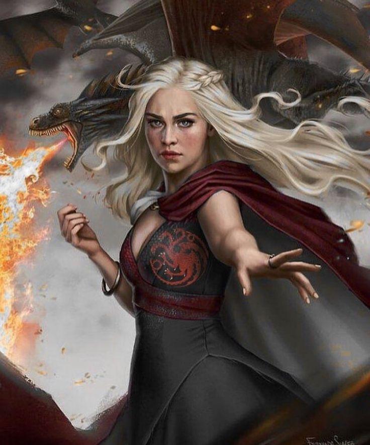 Daenerys Fan Art