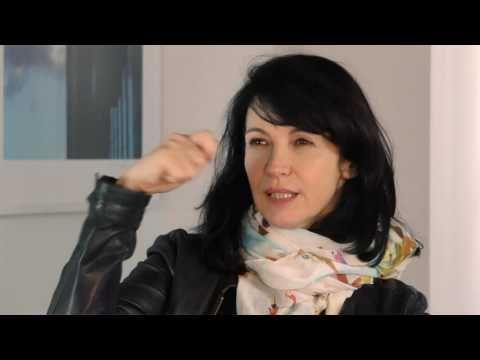 Ophtalmic et moi: Zabou Breitman découvre les lentilles progressives