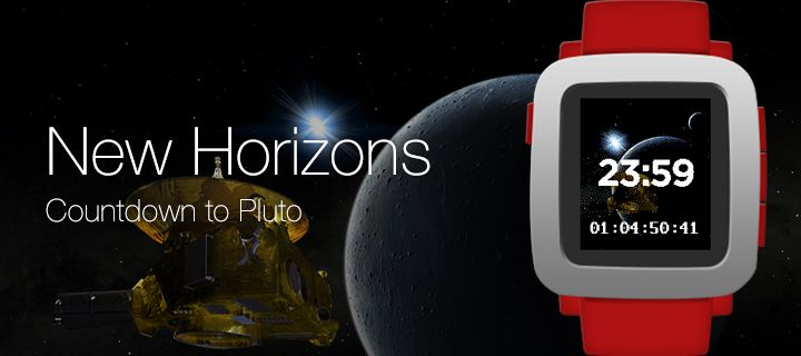 #PlutoFlyby countdown on #PebbleTime! Now available in color for Pebble #smartwatch: http://apps.getpebble.com/en_US/application/55392a7d2aead65dfe0000a0?utm_content=buffere692d&utm_medium=social&utm_source=pinterest.com&utm_campaign=buffer . #Pluto