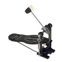 Gibraltar Bass Drum Pedal & Drum Throne Package by Gibraltar. $99.99. This Gibraltar Drum Pedal and Drum Throne Package is a quick solution to round out a hardware pack for an entry-level or casual drummer. The lightweight and compact 5600 Series throne provides comfort and portability for the professional or beginner at a great value. This round seat is constructed of top grade foam for maximum comfort wrapped in a vinyl seat cover. The 3311S Strap-drive Pedal offers a durable,...