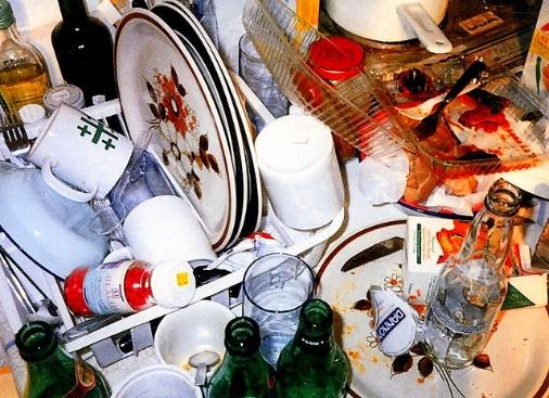 Kitchen Still Life,1995 | Wolfgang Tillmans, Courtesy Andrea Rosen Gallery