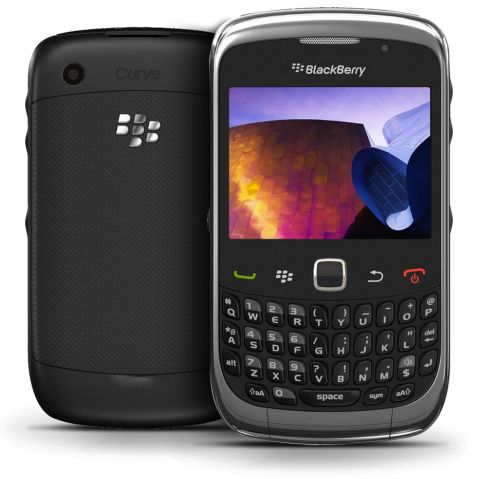 The RIM BlackBerry Curve 3G 9300 is little different from the other BlackBerry curve models and it also a curve shaped 3G smartphone along with full QWERTY keyboard for texting and also helps for massaging of social networks.