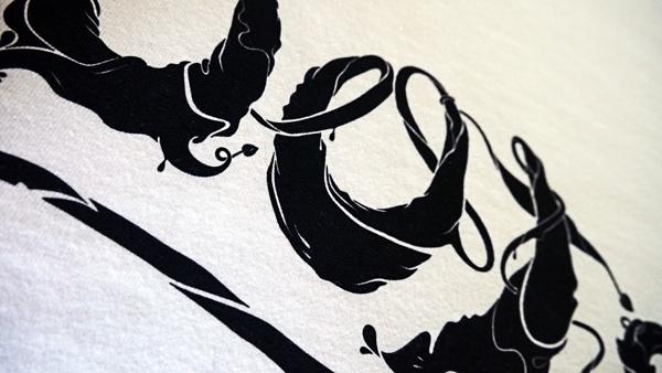 Roots T-shirt design by Thomas Arendt, via Behance