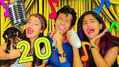 TAG DE LAS 20 CANCIONES | RETO POLINESIO LOS POLINESIOS - YouTube