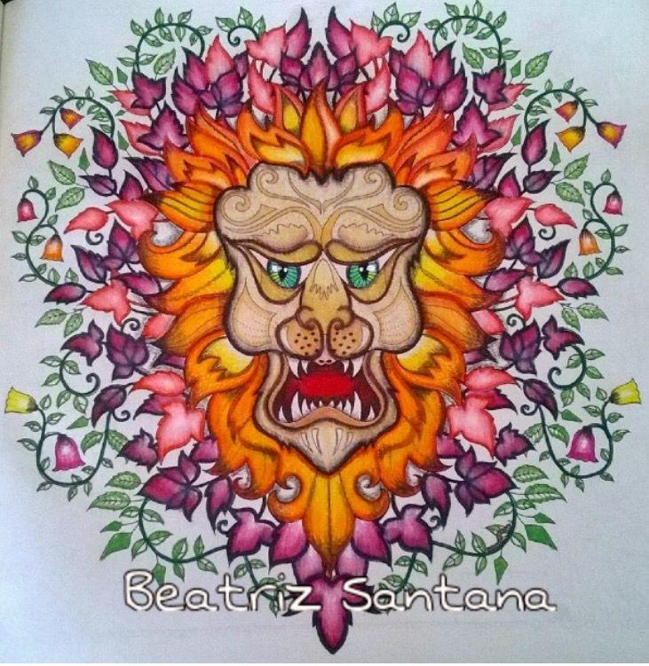 Inspirational Coloring Pages por Beatriz Santana #inspiração #coloringbooks #livrosdecolorir #jardimsecreto #secretgarden #florestaencantada #enchantedforest #reinoanimal #animalkingdom #adultcoloring #milliemarotta