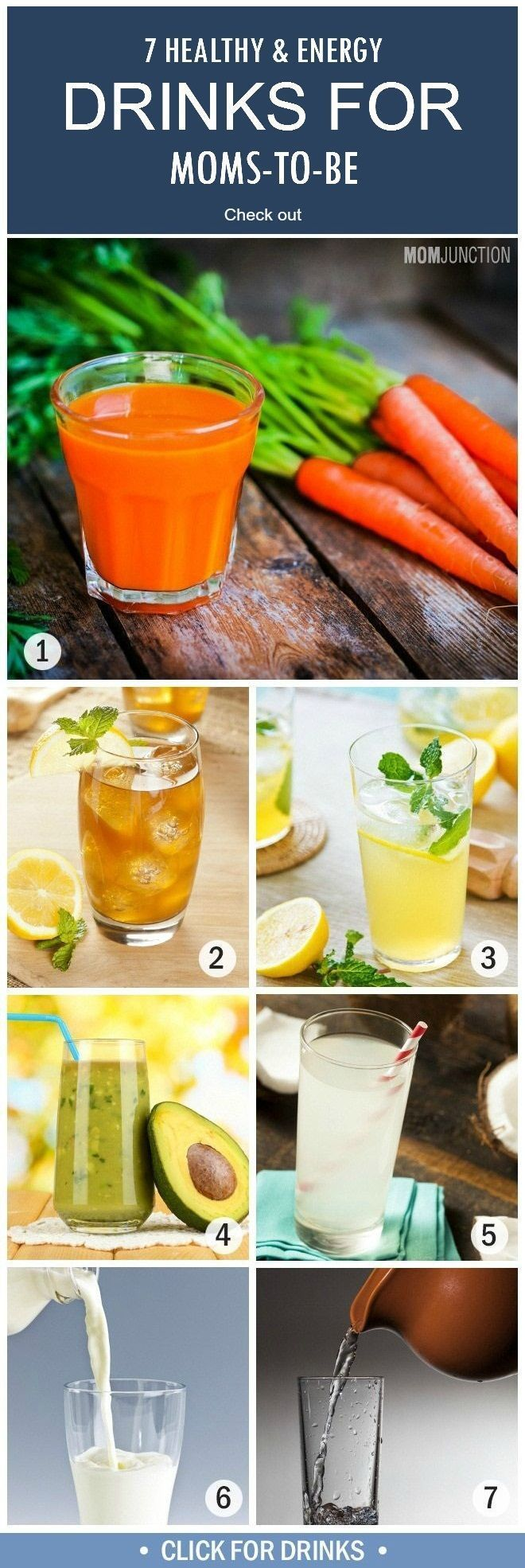 Healthy Drinks For #Pregnancy: What you eat and drink during pregnancy has a huge impact on your growing baby. Sometimes, drinking is easier than eating, especially during the first trimester. But it is important to drink 'right' for the health and development of your baby. preparing for pregnancy prepar for pregnancy #baby #pregnancy