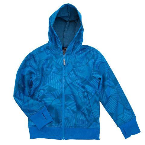 Buy Waterproof Kids' Active Stretch Wet-weather Jacket - Boys Blue