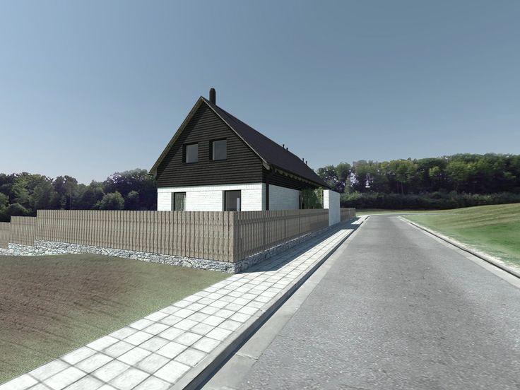 Old barn house 01.jpg (1400×1050) https://web.facebook.com/po.prostu.architekci/