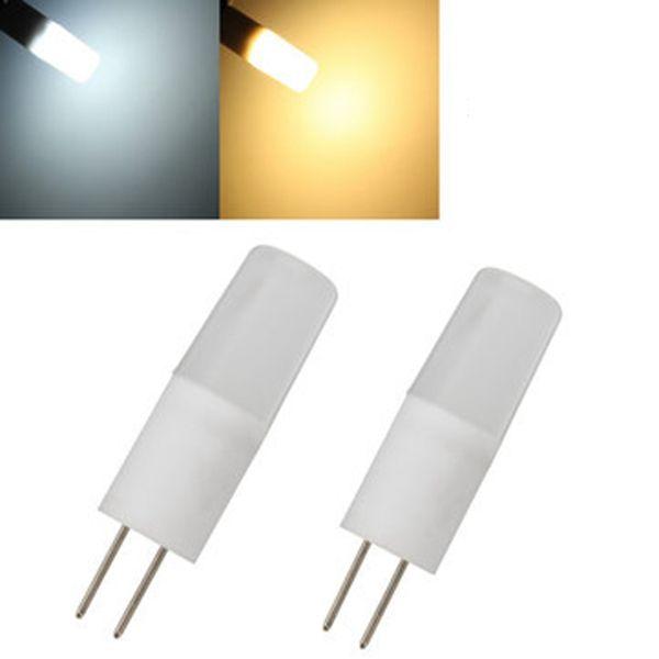 G4 1w 2w White Warm White Led Light Bulb Chandelier Indoor Ceramic Lamp Ac Dc12v Light Bulb Chandelier Led Lights White Led Lights