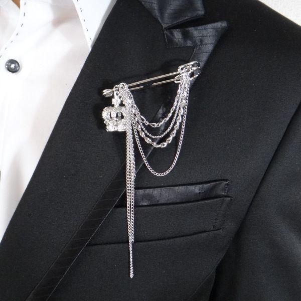 safety pin brooch - Google'da Ara