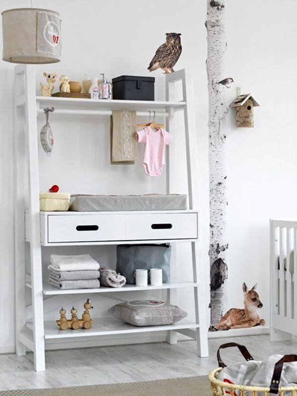 Ladder-bookshelf Multi