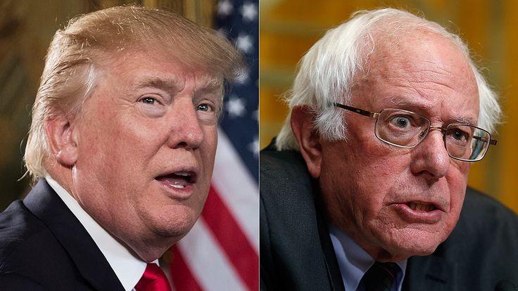 FOX NEWS: Trump Sanders clash on Twitter over new tax law