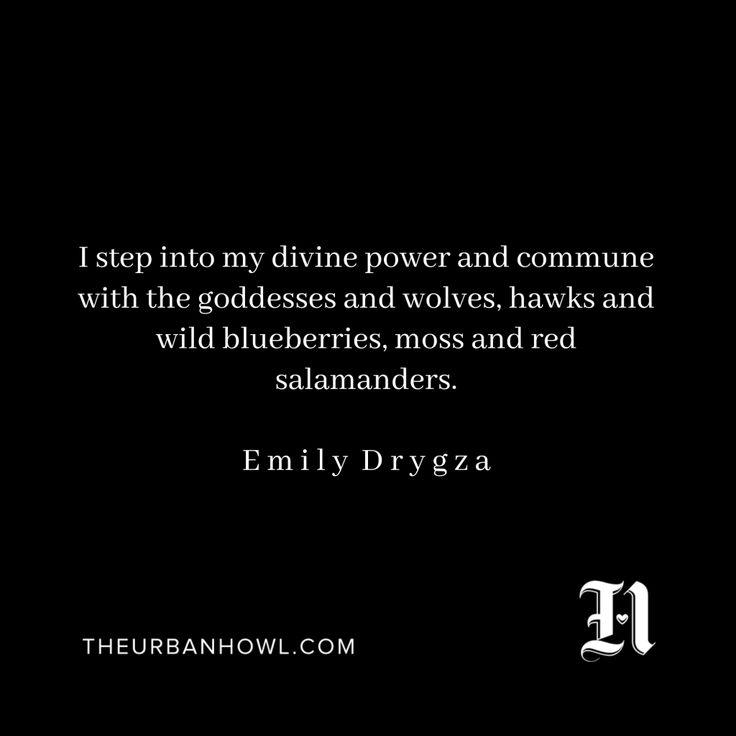 EMILY DRYGZA