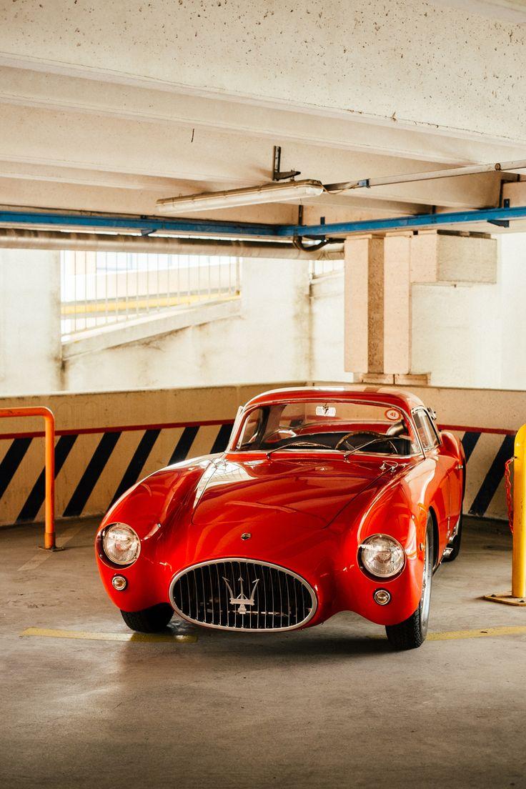 1956 ford customline wagon old car hunt - Maserati Oh I Ll Take One To Go Please
