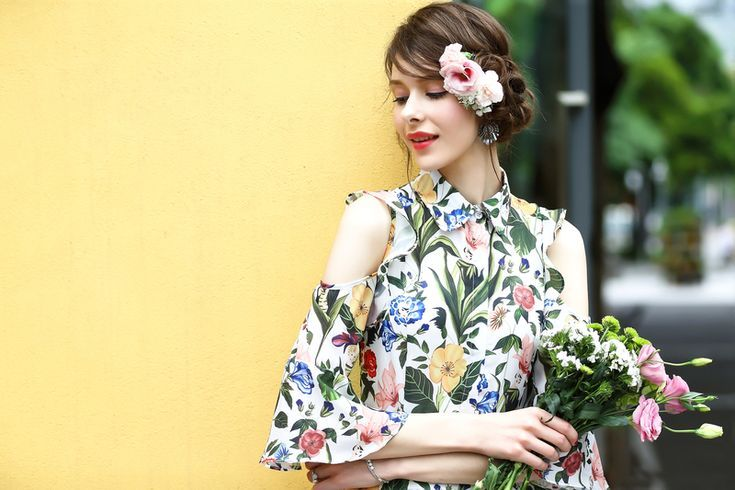 10 Möglichkeiten, um Ihre Modefrisur mit Bandana zu verbessern