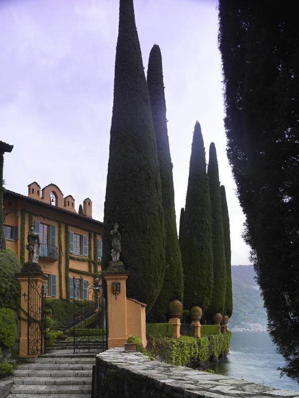 luxury lakeside italian villa rental near lenno in lake como - Rent Italian Villa