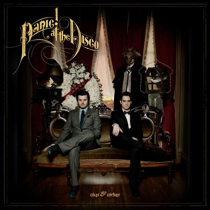 The Ballad Of Mona Lisa by Panic! At The Disco | TrackID™