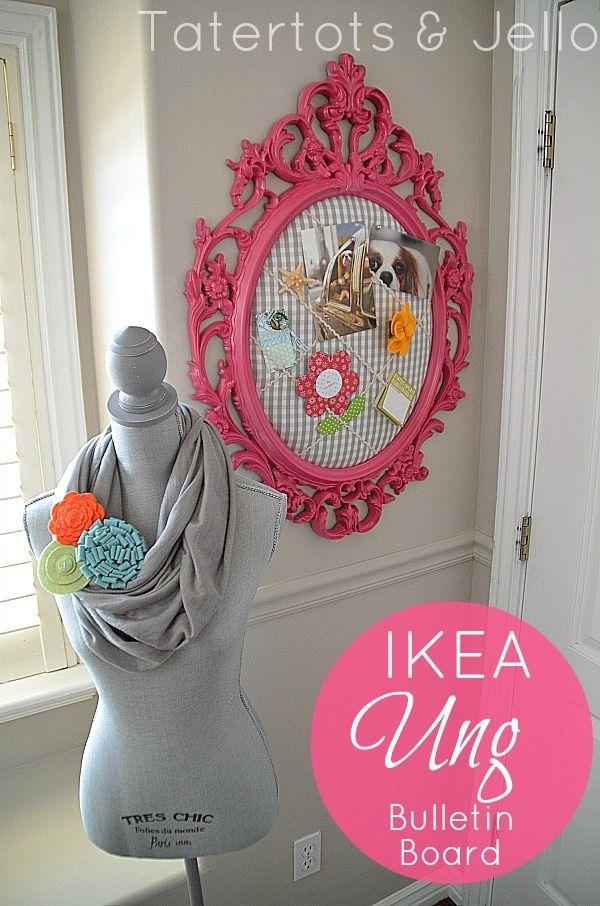 25 Mini Ikea Hacks {Quick & Easy Tutorials}