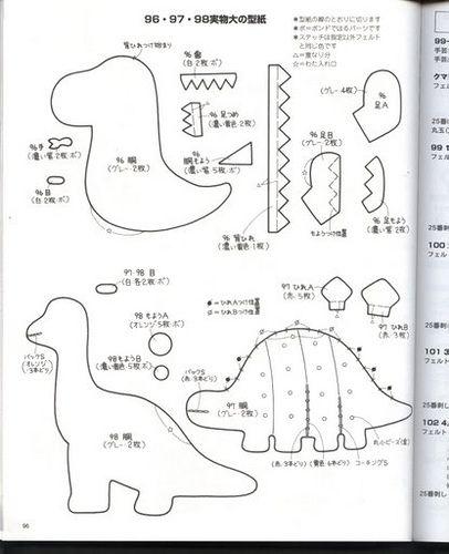viltbord:dino 3. Dinosauro
