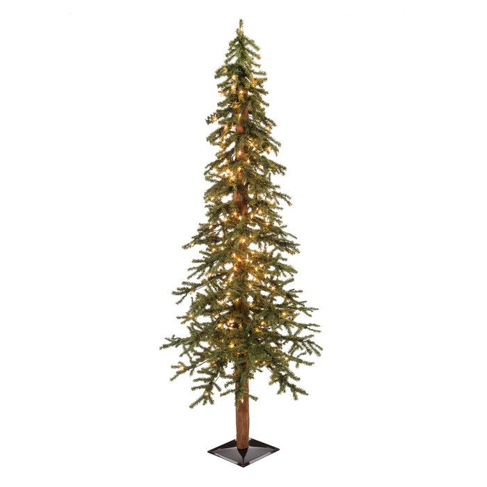 Green Alpine Pre Lit Christmas Tree 6 Hobby Lobby 5172382 Pre Lit Christmas Tree Artificial Christmas Tree Christmas Tree