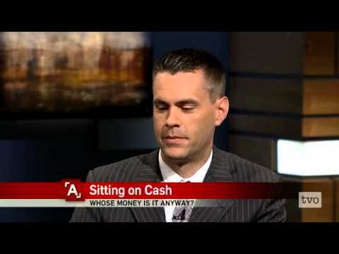 Sitting on Cash - The Agenda with Steve Paikin
