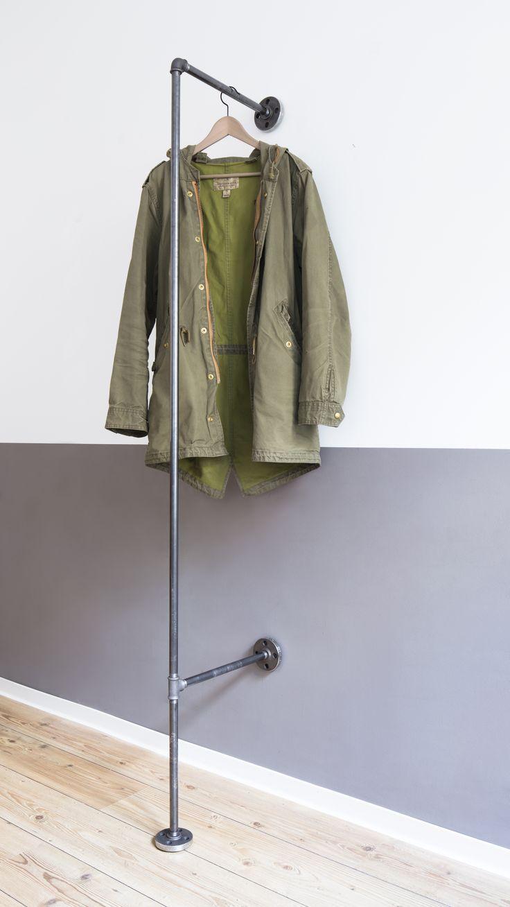 Offener Kleiderschrank Open Wardrobe Kleiderstange Clothes
