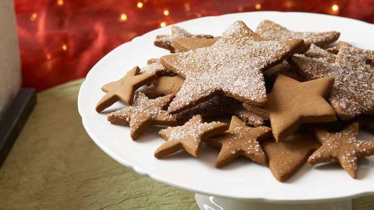 Classic Holiday Gingerbread Cookies