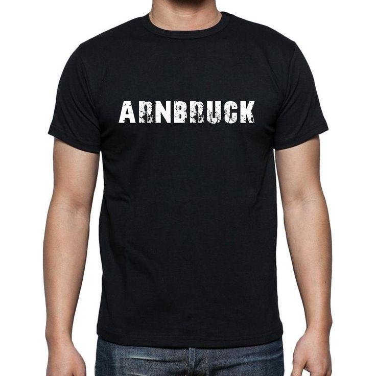 arnbruck, Men's Short Sleeve Rounded Neck T-shirt