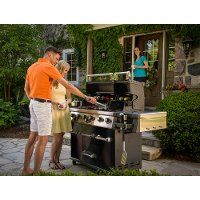 957787 Broil King Imperial XL Natural Gas Grill - Black