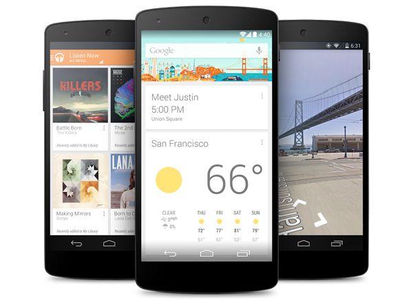 Google Nexus 5 vs LG G2 vs Samsung Galaxy S4: Camera Comparison