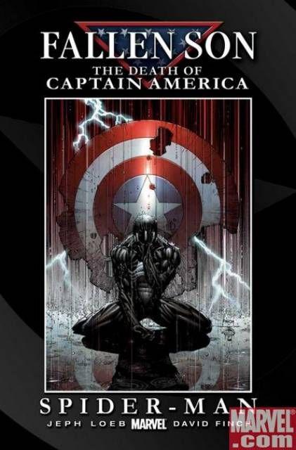 Fallen Son: The Death of Captain America #4 - Depression