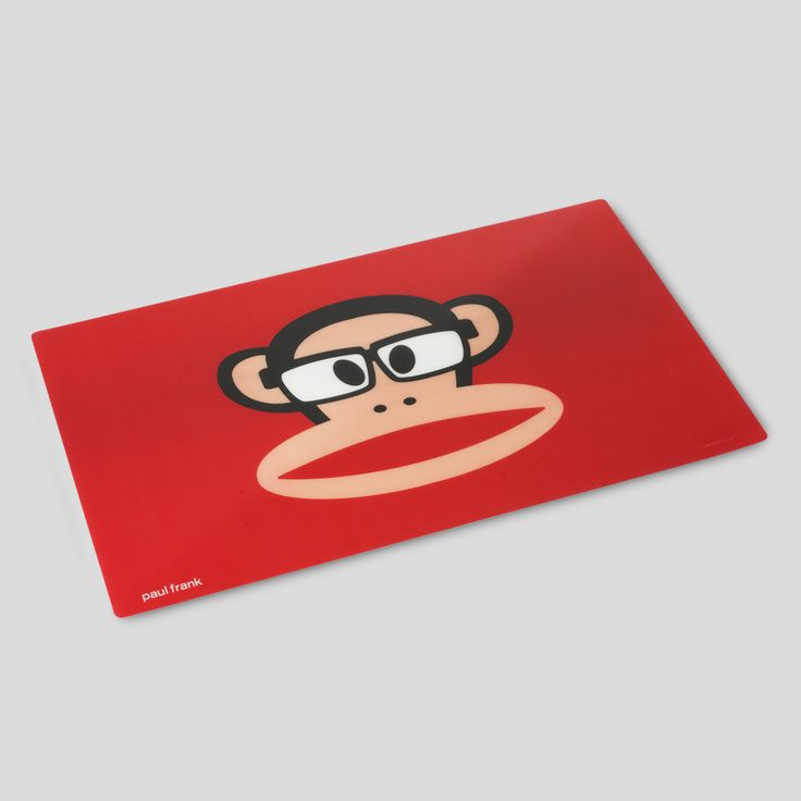 Placemat.  Paul Frank Collection. Design by Room Copenhagen