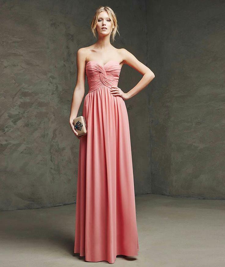 Mejores 57 imágenes de Vestidos en Pinterest | Vestido de baile ...