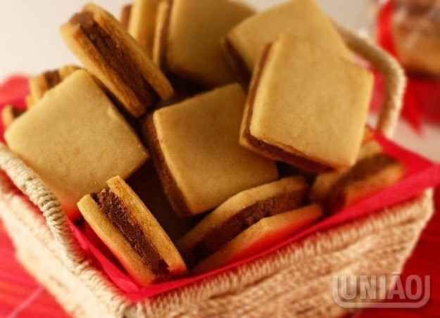 A receita de biscoito tipo passatempo rende 40 biscoitos (e dá para congelar).