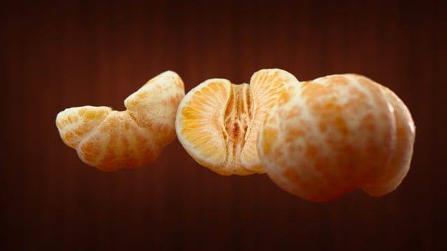 Tangerine Scan    Music: Marion Cotillard - Enter the game